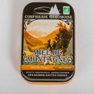 bonbons artisanaux miel de montagne