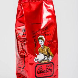 café moulu artisanal