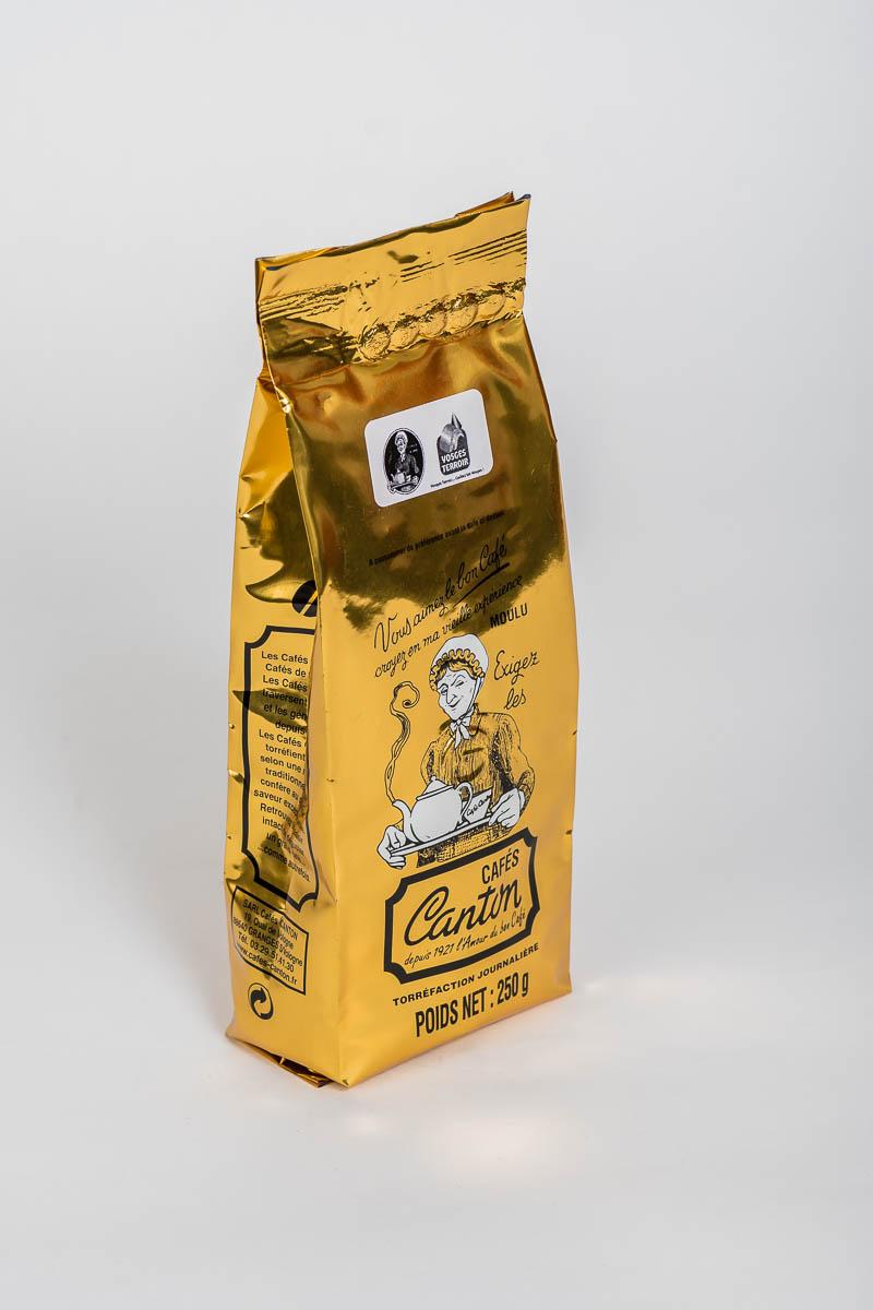 café or artisanal