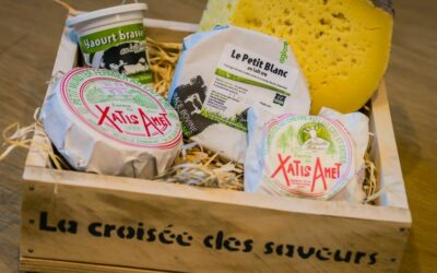 Produits de la ferme à Remiremont