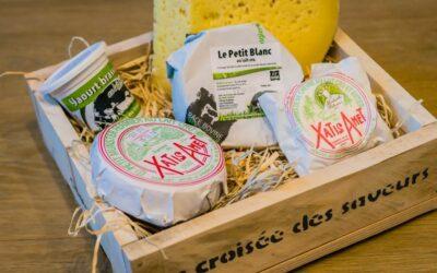 Vente de produits locaux à Remiremont