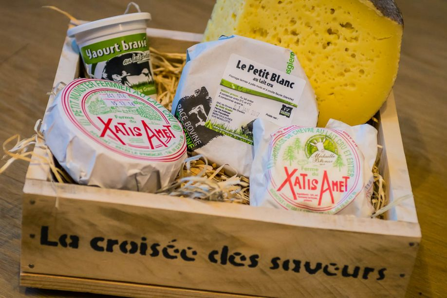 Alimentation locale à Remiremont