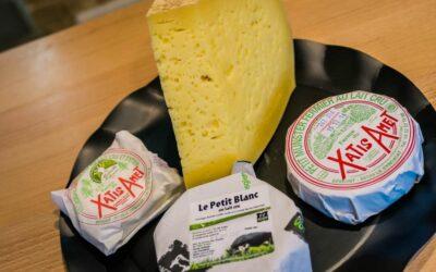 Fromages locaux à Remiremont