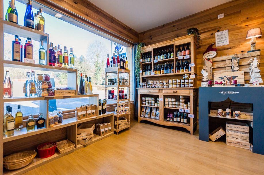 Épicerie locale à Remiremont